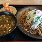 鳴門 - つけ麺 大盛 肉増し ¥1000
