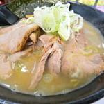 寳龍 - ロースチャーシューしょうゆ 930円 2016.1