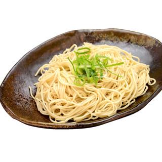 【麺】博多ラーメンと来たら「替玉」ですよね!