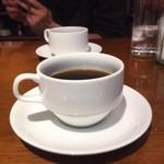 ザエイジングハウス - 食後のコーヒーはクーポンで無料( ´ ▽ ` )ノ 通常¥100