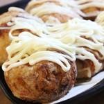 たこ膳 - 料理写真:しおマヨ