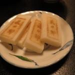 美々卯 - 餅