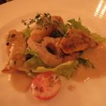 イル ポネンティーノ - 鮮魚料理