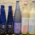 東風 - 高知のお酒はもちろんCMなどでも有名な澪なども置いております