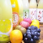 東風 - 女性に人気な果実酒は40種類はあります!