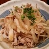 鳥小屋 - 料理写真:酢モツ