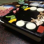 かね吉 - プレミアムオイル焼 松(¥11500)