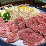 かね吉 - プレミアムオイル焼 松(¥11500)→