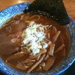 麺家こころ - たまり醤油ラーメン¥650