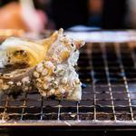 鯛丸海月 - さざえのつぼ焼き