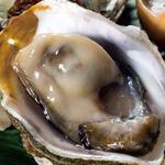 鯛丸海月 - 焼き牡蠣