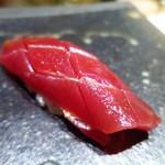 くろ﨑 - 大間の鮪 赤身