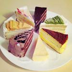 シーホワン - 選べるショートケーキ