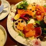 パンデパン - 料理写真:サラダ&スープランチ