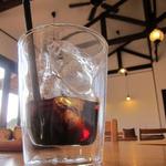 エランズカフェ - ドリンク写真:水出しアイスコーヒー