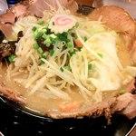 麺屋ばやし - 味噌ちゃーしゅーめん 930円