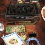 4616387 - 屋久島定食(2000円)