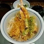 銀座 天一 - 天丼 1188円