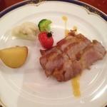 レストラン テラス - 僕のお肉セット♭
