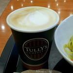 タリーズコーヒー - カフェオレ