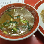 幸園 - 相方スープ