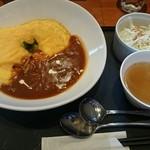 近江三昧 土山 - 冬を彩る近江牛ハヤシライス