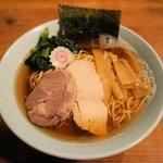 つけ麺SAKURA - J醤油