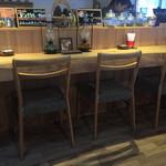 ログカフェ スノードーム -