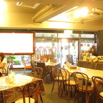 cafe dining オレンジ -