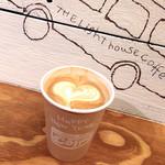 ライトハウス コーヒー アンド ビアー - ラテ Sサイズ