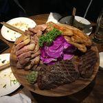46171360 - 肉の盛り合わせ