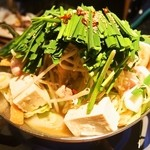 KAMADO - 料理写真:名物 鶏鍋(煮込む前)