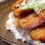 ラーメン&丼の美味い店 上海 - 極上のチャーシュー丼