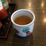 そば酒菜 高砂 - そば茶。