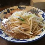 豪麺 マルコ - 小ラーメン・細麺(650円)