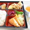 JICA帯広国際センターレストラン - 料理写真:日替弁当650円