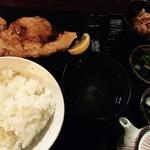 Kaito - メカジキのバター醤油焼きランチ