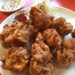 福寿宴中国料理店 - 料理写真:久しぶりのこちらで唐揚げ^_^