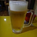 づめかん - 生ビール