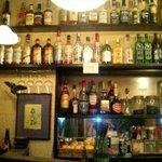Kaelu - お酒の棚です