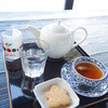 古道具 海津 - 料理写真:フレーバーティー(ピーチ・550円)