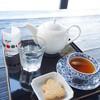 Furudougukaizu - 料理写真:フレーバーティー(ピーチ・550円)