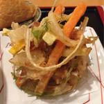 46200965 - 野菜のかき揚げ
