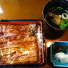 正徳寺温泉 初花 - 料理写真:うな重+肝吸い3100円