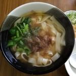 魚一食堂 - 料理写真:きしめん