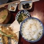 Wakaya 津屋 - 太刀魚のセット