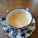 46204558 - 食後のコーヒーは150円