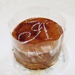 アブルーム  - シブーストショコラ 450円外税 (^^
