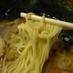 46206456 - 蔵特製ラーメン¥680の細麺(H27.12.4撮影)