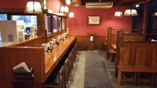 蔵 - カウンター席、BOXテーブル席、テーブル席有(H27.12.4撮影)